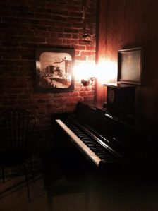 Vintage NY piano